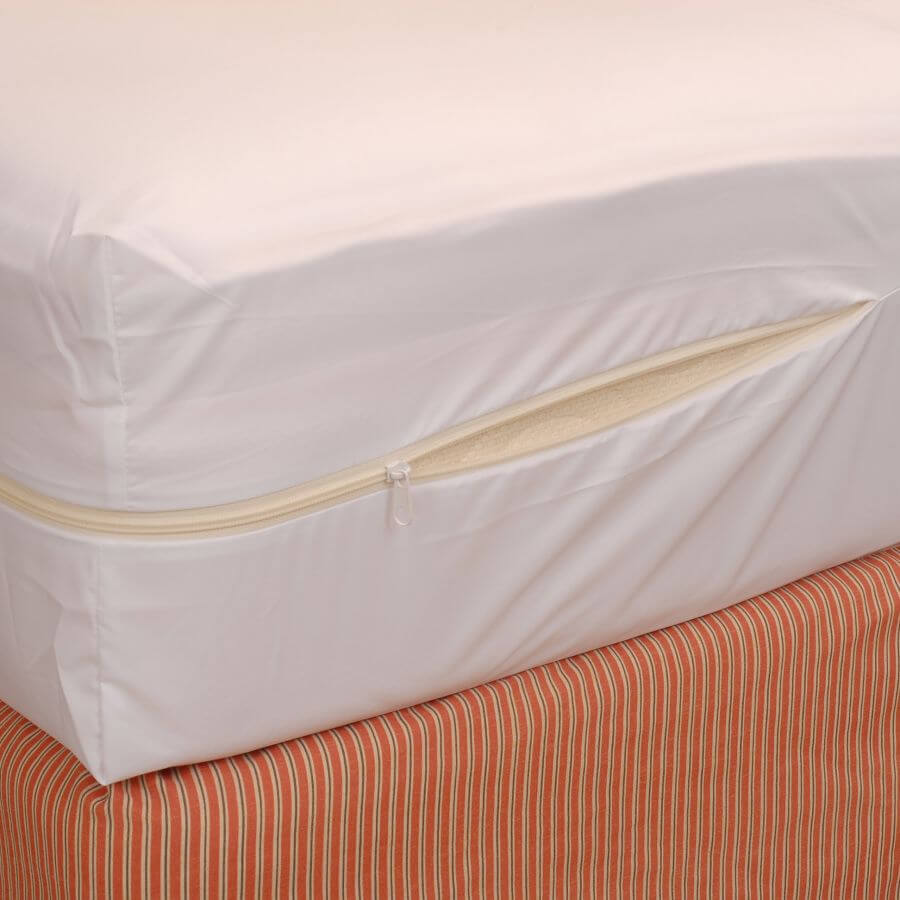 Zippered Mattress Protection for Bed Bug Prevention